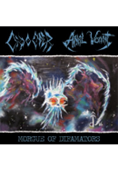 ORDO CAPER (CR) / ANAL VOMIT (Peru) - Morgue of Difamators split cd