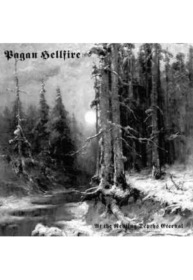 Pagan Hellfire ‎– At The Resting Depths Eternal CD