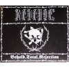 "REVENGE ""Behold.Total.Rejection"" CD + patch"