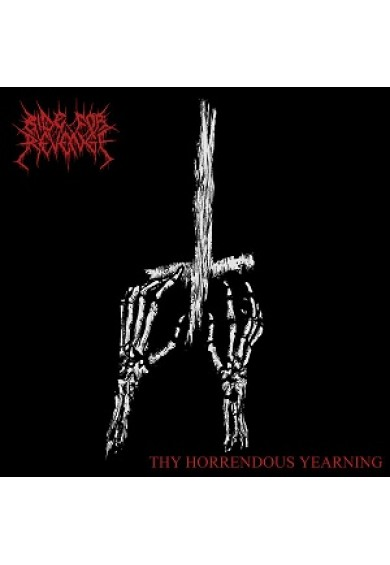 "Ride For Revenge ""Thy Horrendous Yearning"" CD"