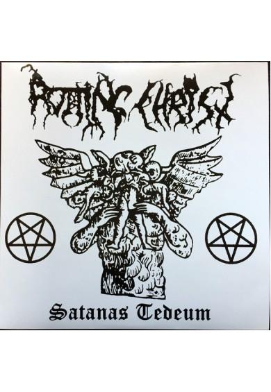 "ROTTING CHRIST "" Satanas Tedeum"" cd"