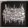 "SACRILEGIOUS IMPALEMENT ""logo""-patch"