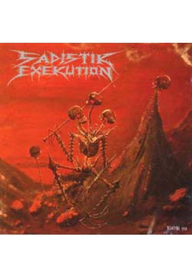 "Sadistik Exekution ""We Are Death Fukk You"" cd"