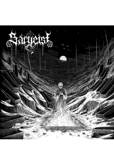 """SARGEIST """"Unbound"""" cd"""