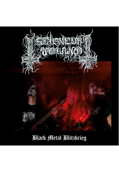 """SEIGNEUR VOLAND """"Black Metal Blitzkrieg"""" LP"""