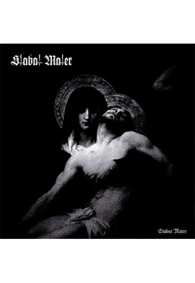 """STABAT MATER """"s/t"""" CD"""