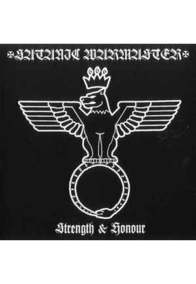 "SATANIC WARMASTER ""Strenght & Honour"" digipak cd"