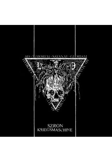 SZRON / KRIEGSMASCHINE split cd