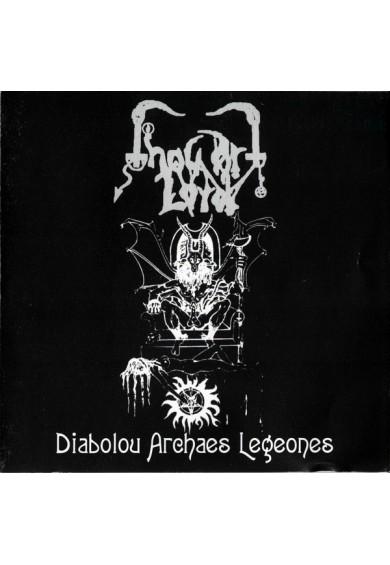 """Thou Art Lord """"Diabolou Archaes Legeones"""" CD"""