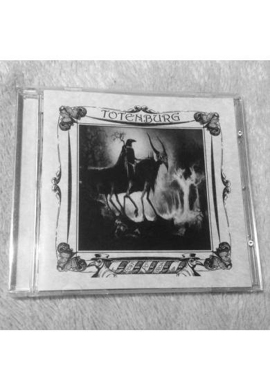 "Totenburg ""Pestpogrom"" cd"