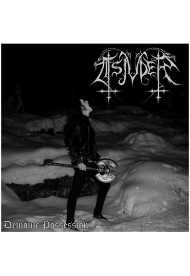 "TSJUDER ""Demonic Possession"" LP (drakkar press)"