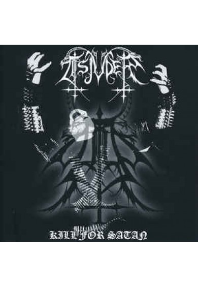 "TSJUDER ""Kill For Satan"" LP (drakkar press)"