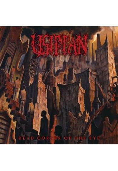 "USIPIAN ""dead corner of the eye"" LP"