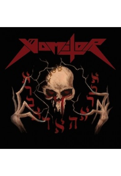 "VOMITOR ""Pestilent Death"" LP oxblood red vinyl"