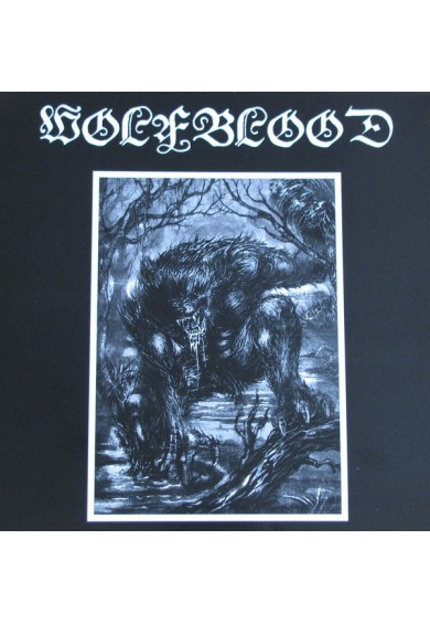 WOLFBLOOD s/t cd