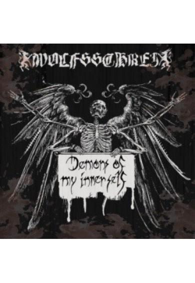 """Wolfsschrei """"Demons Of My Inner Self"""" LP"""