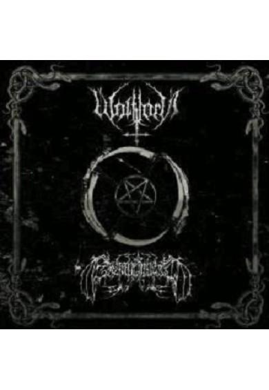 WOLFTHORN / ERHABENHEIT split LP