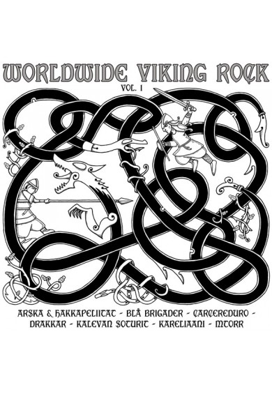 V-A: Worldwide Viking Rock Vol.1  -LP