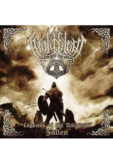 "Wotanorden ""Legends Of The Valorous Fallen"" cd"