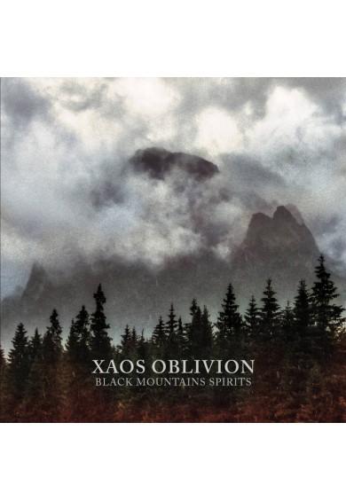 XAOS OBLIVION – Black Mountains Spirits CD
