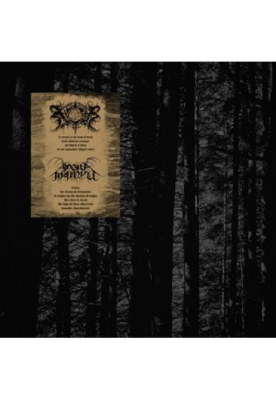 "XASTHUR / ANGRA MAINYU ""split "" LP"