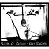 "CLINIC OF TORTURE ""Live Sadism"" CD"
