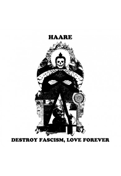 "HAARE ""Destroy Fascism, Love Forever!"" 6xCD box"