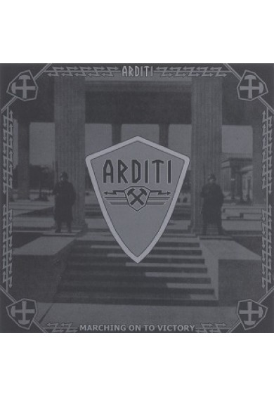 "ARDITI ""Marching On The Victory"" cd"