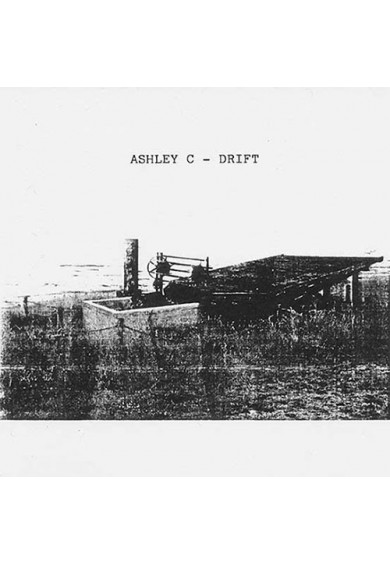 "ASHLEY C ""Drift"" cd"