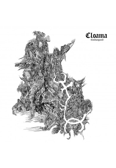 "CLOAMA ""Embargoed"" CD"