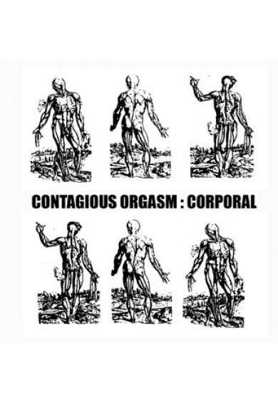"CONTAGIOUS ORGASM ""corporal"" cd"