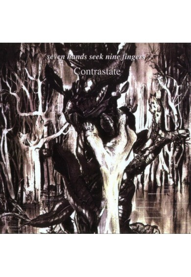 "Contrastate ‎""Seven Hands Seek Nine Fingers"" cd"