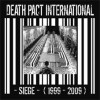 "DEATH PACT INTERNATIONAL (Con-Dom + The Grey Wolves + Wertham) ""Siege (1999-2009)"" cd"