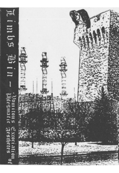 "LIMBS BIN ""Vomitous Excoriations Of Phlegmatic Aesthetes"" tape"