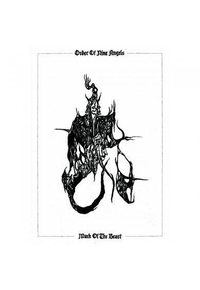 "Order Of Nine Angels ‎""Mark Of The Beast"" LP"