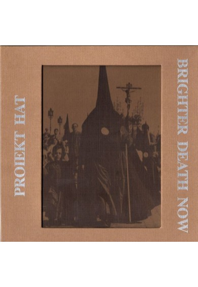 "Proiekt Hat / Brighter Death Now ‎""Feel - Bad"" 7"""