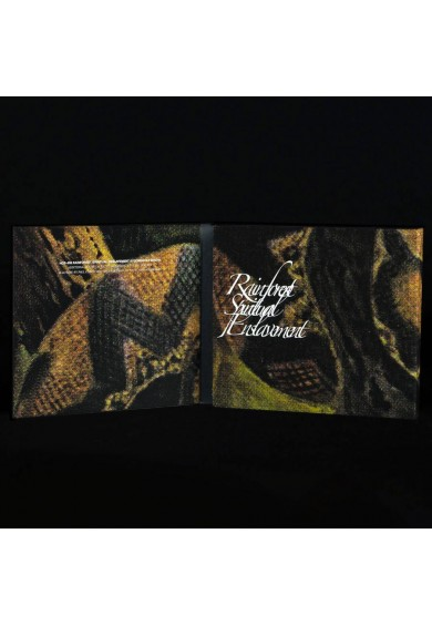 "RAINFOREST SPIRITUAL ENSLAVEMENT ""AMBIENT BLACK MAGIC"" 2xCD"