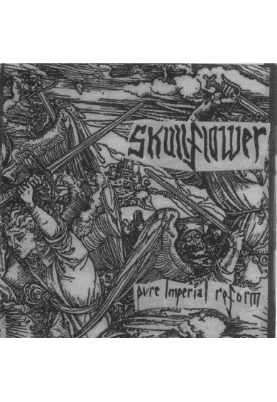 "SKULLFLOWER ""pure imperial reform"" cd"