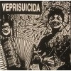 "VEPRISUICIDA ""Heavy Metal Cyclothymia / Science Friction"" CD"