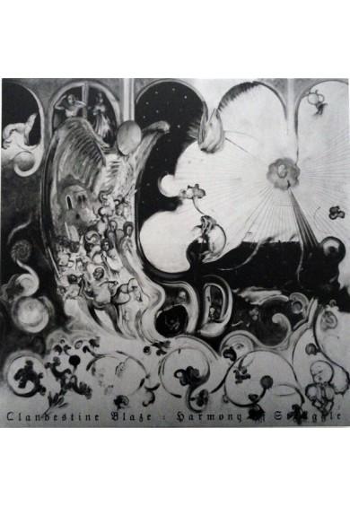 """CLANDESTINE BLAZE """"Harmony Of Struggle"""" LP"""
