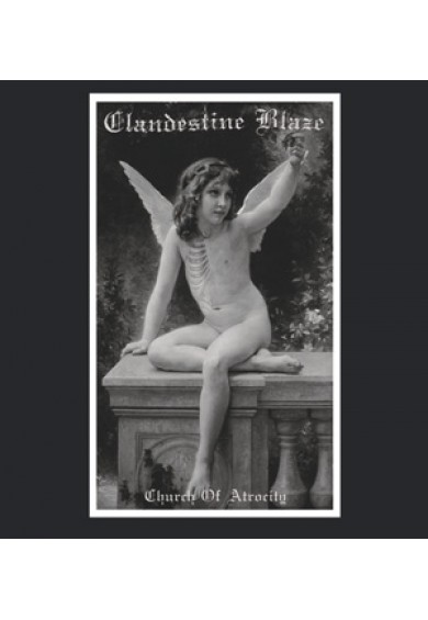 "CLANDESTINE BLAZE ""Church Of Atrocity"" LP"