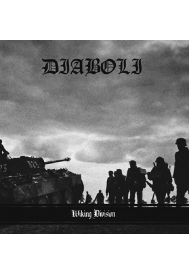 "DIABOLI ""Wiking Division"" digipak CD"