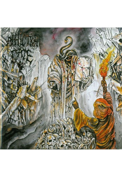 "AFFLICTION GATE ""Aeon of Nox (From Darkness Comes Liberation)"" LP"