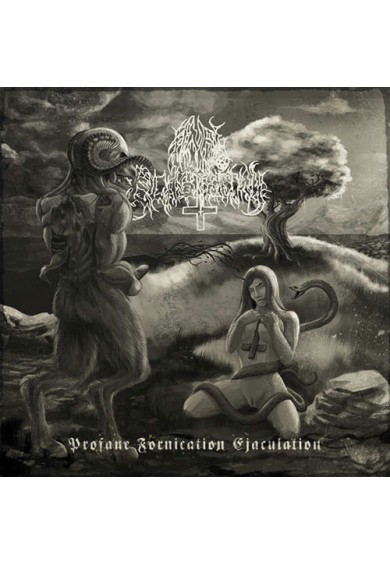 "ANAL BLASPHEMY ""Profane Fornication Ejaculation"" LP"