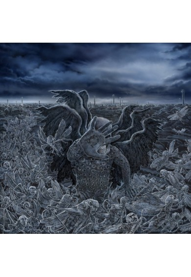 "BLACKDEATH ""Phobos"" LP"