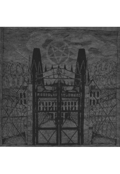 "MUSTA SURMA / BLOODHAMMER / ANNIHILATUS ""Christian Holocaust"" LP"