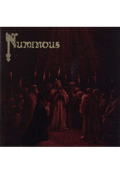 "NUMINOUS ""s/t"" CD"