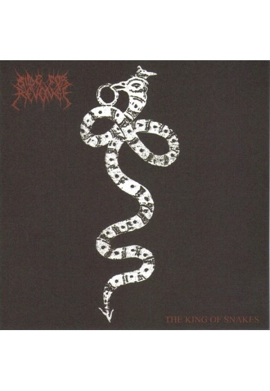 "RIDE FOR REVENGE ""King of Snakes"" cd"